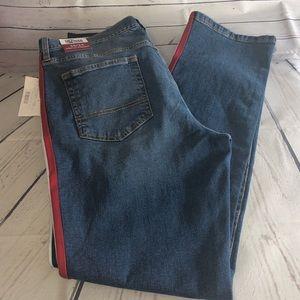 Tommy Hilfiger Stretch Straight Jeans Size 36/34